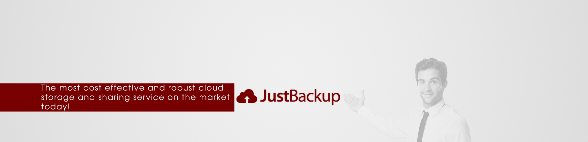 Just Backup - Cloud Backup