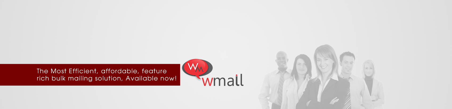 wMail - Bullk Mailing System