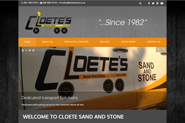 Cloetesand.co.za